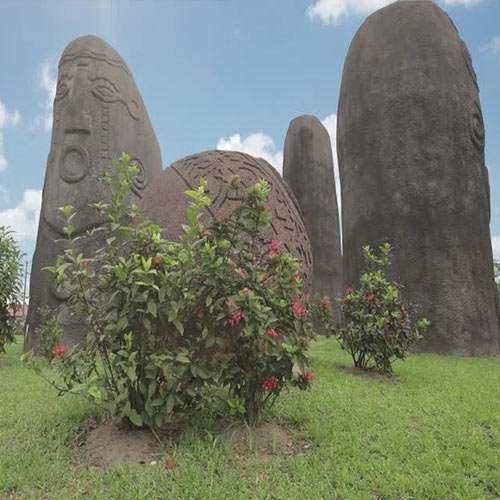 Ikom-Monoliths-–-Cross-River-State,-Nijerya